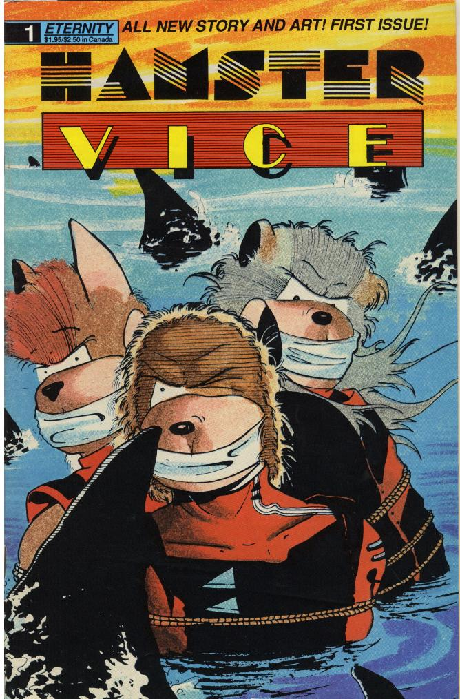 Hamster Vice #1