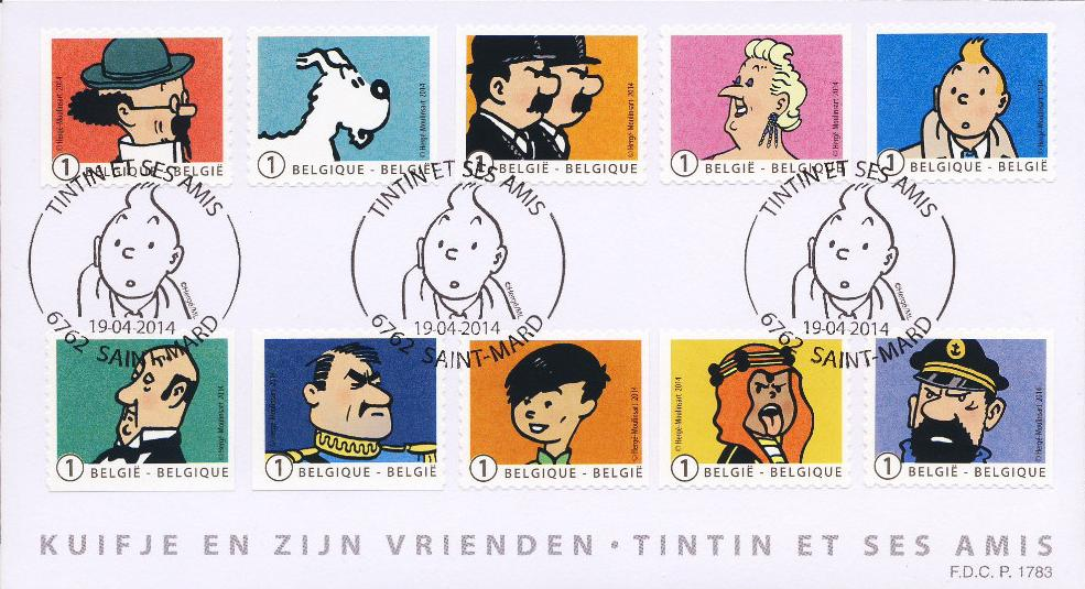 double album tintin