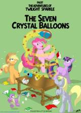Casterman 1962 Twilight Sparkle Seven Crystal Balloons