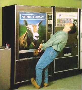 Coming to a vendingmachine near you!