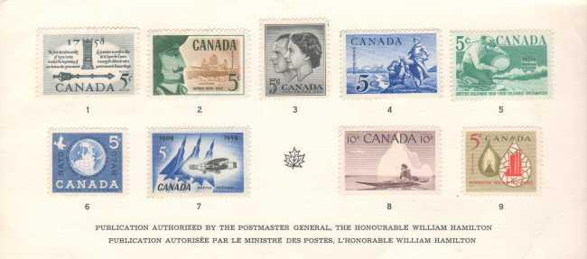 history a canada: