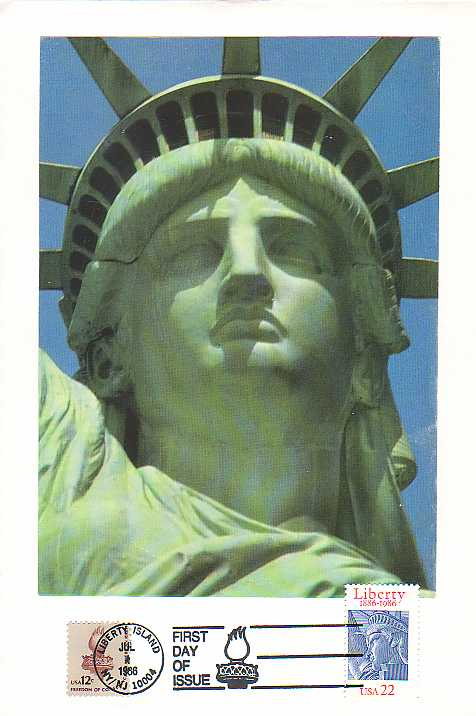 statue of liberty stamp. Statue of Liberty Stamp,