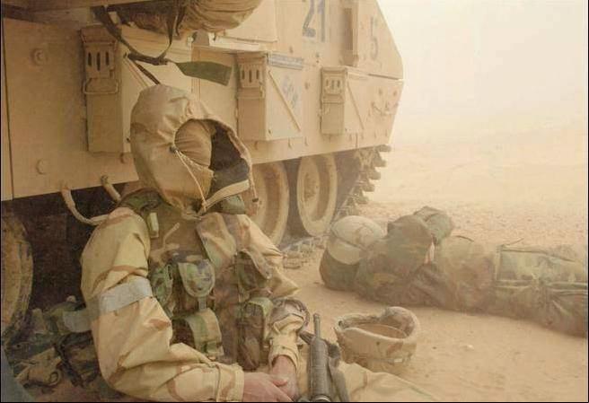 Operation iraqi freedom - 2003 page 5