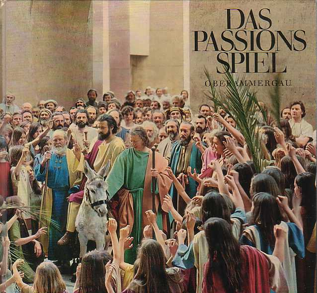 Oberammergau Passion Play 1970
