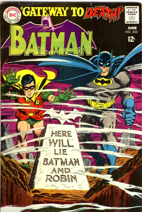 Batman #371 VF 8.0 1984 Stock Image