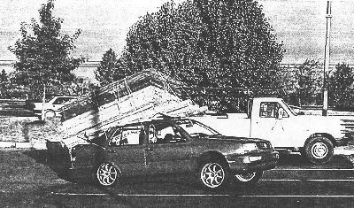 Do It Yourself Diy Humor Vastly Overloaded Car Idiot